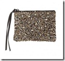 All Saints Embellished Envelope