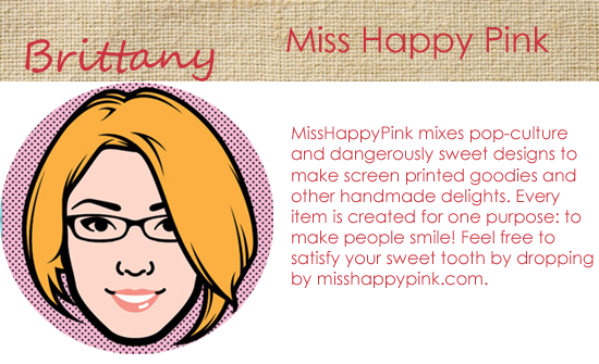 Miss Happy Pink