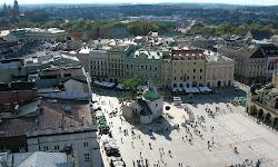 Vistas desde la Basílica de Santa María