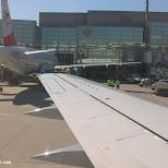 frankfurt airport in Mississauga, Ontario, Canada