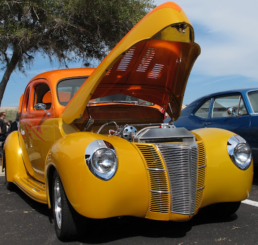 40 Ford hot rod