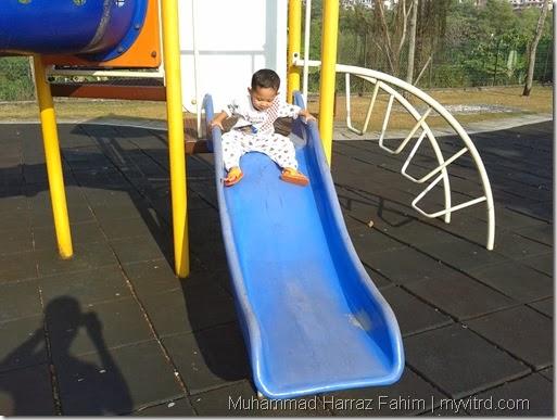 Harraz di Taman Mainan 4