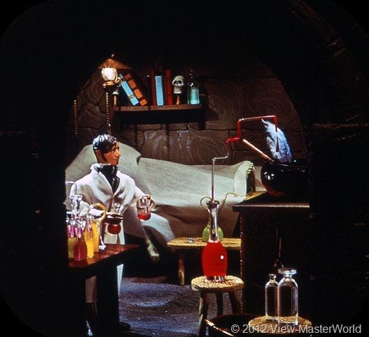 View-Master Frankenstein (B323), Scene A5