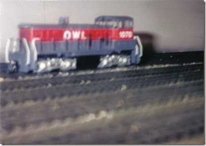 19 MSOE SOME Layout in November 2002