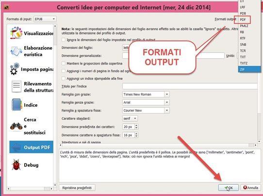 formati-output-calibre