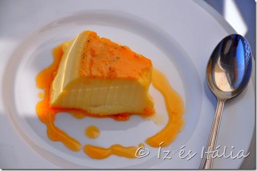 Portugál tejkrém