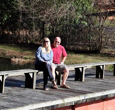 Judy and Tony