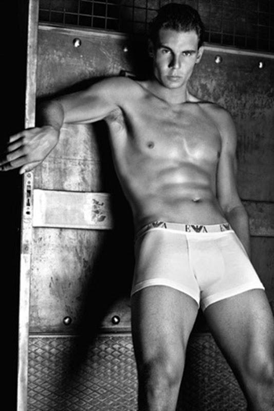 Rafael Nadal by Steven Klein
