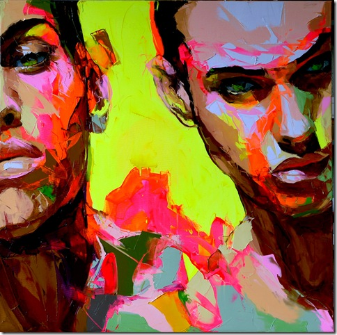 Francoise Nielly - 2 - Yellow