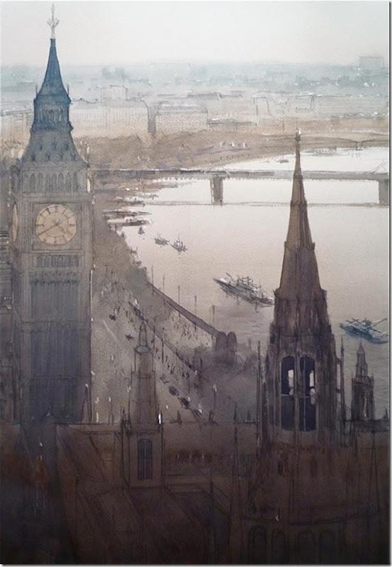 28 London 61 x 39,5 cm