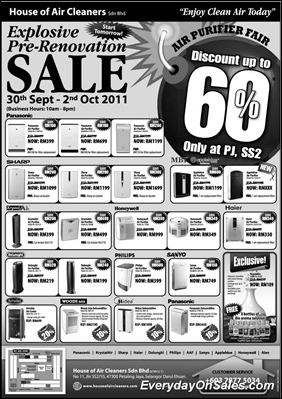 House-of-Air-Cleaners-Sale-2011-EverydayOnSales-Warehouse-Sale-Promotion-Deal-Discount
