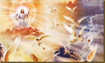 SEGUNDA VENIDA DE CRISTO JESUS