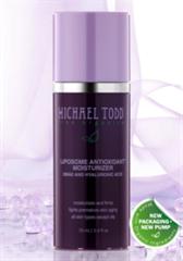 liposome antioxidant moisturizer