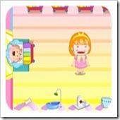 Jogos de Bebe Grátis o Berçario