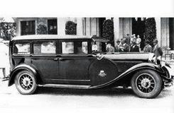 Opel Regent 1929