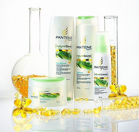 Pantene Nature Care Hair