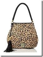 Biba Leopard Tote