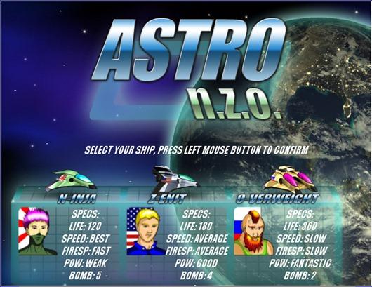 Astro N.Z.O. free web game (3)