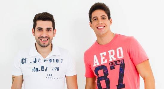 Jonatas & Maurício no Wood's Bar em São Paulo