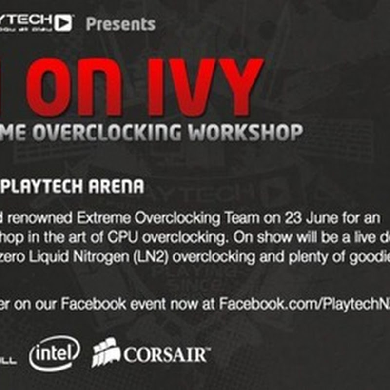 GIGABYTE goes to NZ to spread the love of LN2 & all things extreme overclocking!