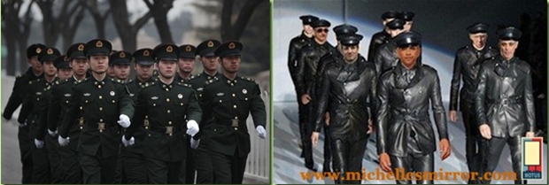 civilian military