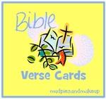 Bible Verse Box