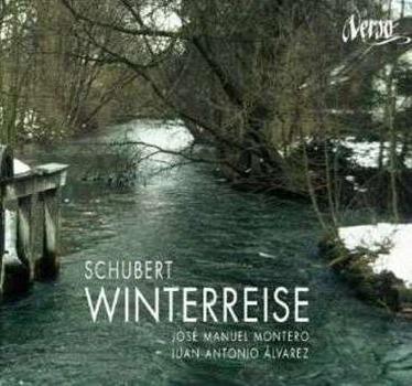 Franz Schubert: WINTERREISE (Verso VRS 2104)