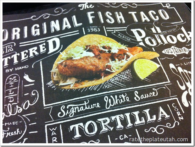 Rubio's Original Fish Taco