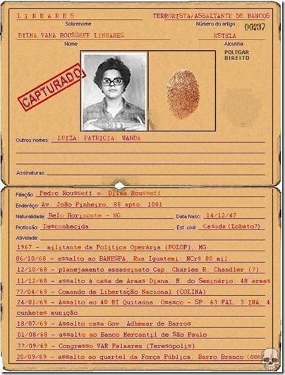 militante DilmaRoussef - Priscila e Maxwell Palheta