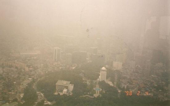 seoul smog