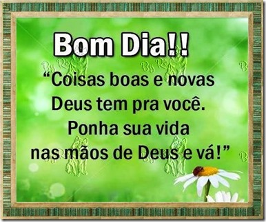 10 DE SETEMBRO...BOM DIA