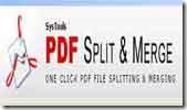 cMemecah file pdf menggunakan PDF Split and Merge (memperkecil ukuran file pdf)