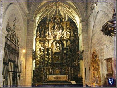 Jerez Santo Domingo Capilla Mayor