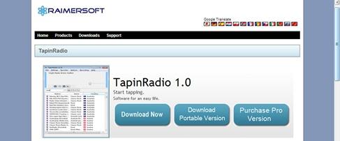 Tapin Radio