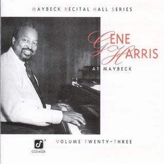 Gene Harris 1992 Live at Maybeck Recital Hall - vol. 23.jpg