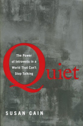 Review of Quiet // www.maybematilda.com
