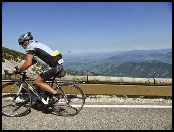v cyclist