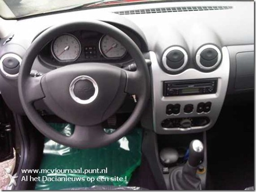 Dacia Logan MCV LPG 05