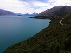 Jan 12 - Lake Wakitapu near Glenorchy, NZ