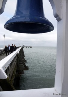 Yarmouth pier bell