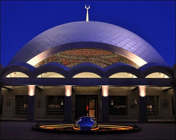 مسجد ساكرين