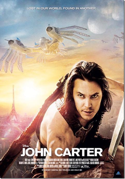ดูหนังออนไลน์ John Carter นักรบสงครามข้ามจักรวาล [HD Master]