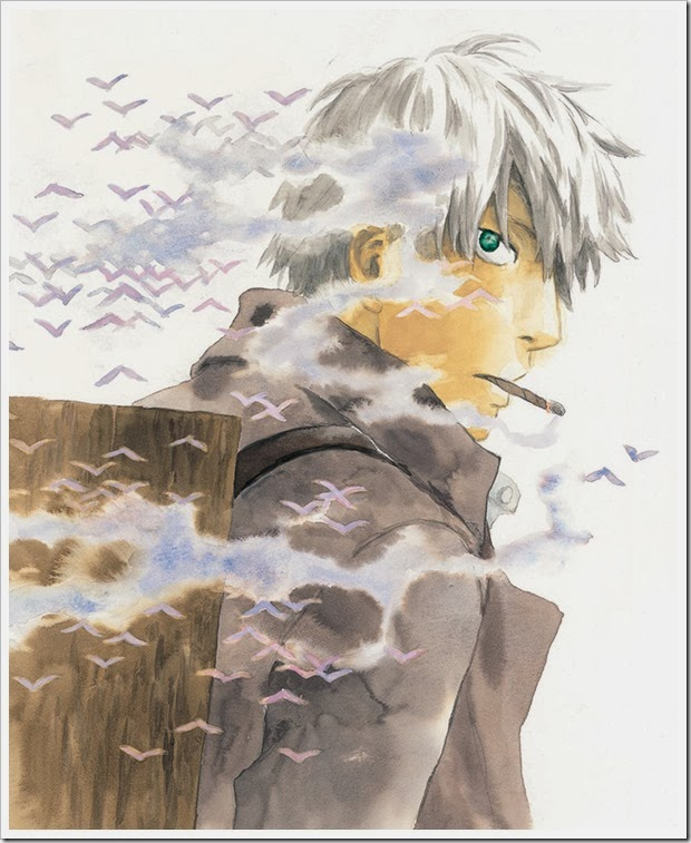 mushishi anime