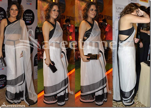 Udita_Goswami_White_Saree