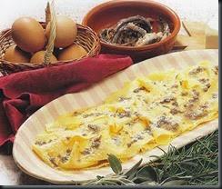 Lasagnette della vigilia Astigiane