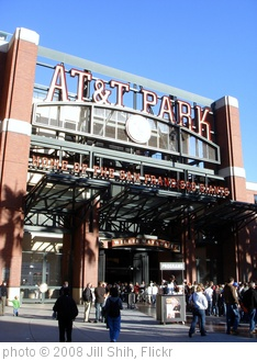 'AT&T Park' photo (c) 2008, Jill Shih - license: http://creativecommons.org/licenses/by-nd/2.0/