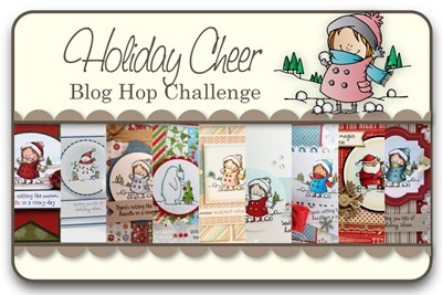 Blog Hop Graphic - Holiday Cheer