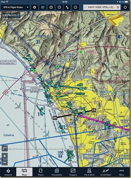 Trafic Palomar ForeFlight.PNG