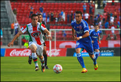 Palestino vs Universidad de Chile