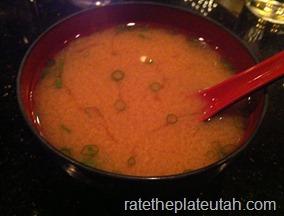 Shoga Miso Soup